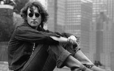 FILE: The late John Lennon. Picture: Twitter.