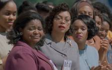 A screengrab shows 'Hidden Figures' actresses Octavia Spencer (L), Taraji P. Henson (C) and Janelle Monáe (R). Picture: youtube.com