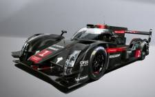The 2014 Audi R-18 e-tron quattro Le Mans 24 hour car that will be driven by Tom Kristensen. Picture: Facebook.com