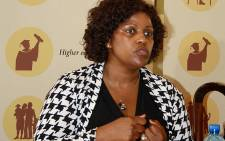 FILE: The matter was scheduled to be heard on Monday, but Dudu Myeni told Outa she could not afford to travel to Pretoria to defend herself. Picture: GCIS.