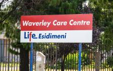 A Life Esidimeni care centre in Boksburg. Picture: EWN