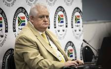 Former Bosasa executive Angelo Agrizzi giving his testimony at the commission of inquiry into state capture on 17 January 2019. Picture: Abigail Javier/EWN