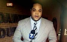 Police have confirmed that Vester Flanagan died. He shot reporter Alison Parker and cameraman Adam Ward during a live television broadcast for TV network, WDBJ7. Picture: Youtube screengrab.