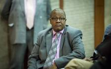 FILE: Brian Molefe. Picture: Reinart Toerien/Eyewitness News.