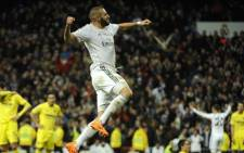 FILE: Karim Benzema. Picture: AFP.