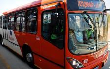 FILE: A Rea Vaya bus. Taurai Maduna/EWN.