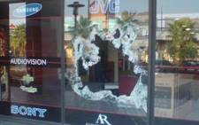 The Woodmead Value Super Centre in northern Johannesburg is broken into on 12 March 2009. Picture: Rahima Essop/Eyewitness News