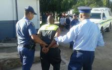 The traffic official will appear in court following his arrest yesterday. Picture: Saps.