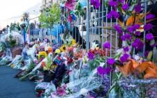 Flowers for Madiba