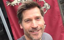 FILE: 'Game of Thrones' actor Nikolaj Coster-Waldau. Picture: @nikolajcw/Twitter