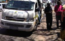 FILE: The Metro cops involved in the shooting of an informal trader are still in uniform and on duty.