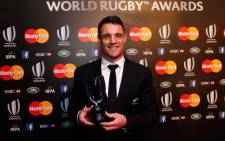 New Zealand Fly-half, Daniel Carter. Picture: Rugby World Cup website.