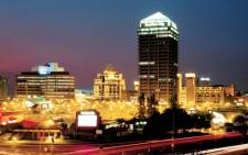 South Africa's economic hub, Sandton. Picture: Facebook