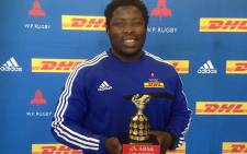 Western Province hooker Siyabonga 'Scarra' Ntubeni has been ruled out for five weeks. Picture: Rafiq Wagiet/EWN.