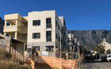 The new homes built for 108 District Six claimants as part of the restitution plan as seen in February 2021. Picture: Graig-Lee Smith/Eyewitness News.