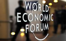 FILE: The theme at this year's WEF meeting is 'Mastering the Fourth Industrial Revolution'. Picture: AFP