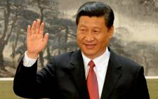 Chinese Vice president Xi Jinping was appointed China's new leader at the helm of a revamped top power circle that will face the tricky task of setting the planet's second-largest economy on a new course. Picture: AFP.