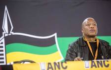 ANC chief whip Jackson Mthembu at a communications briefing at the ANC national policy conference on 5 July 2017. Picture: Thomas Holder/EWN.