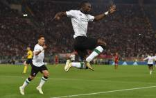 Liverpool's Sadio Mane celebrates his goal against AS Roma during the second leg of the Uefa Champions League clash on 2 May 2018. Picture: Facebook.