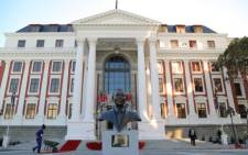 FILE: The Houses of Parliament in Cape Town. Picture: Supplied