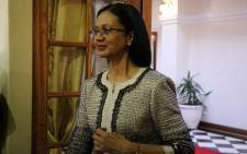 FILE: Minister Tina Joemat-Pettersson. Picture: EWN