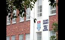 Sans Souci Girls' High School in Cape Town. Picture: sanssouci.co.za