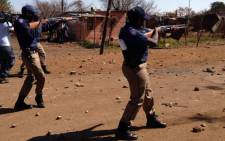 FILE: HRW says South Africa is slipping in its protection of human rights.