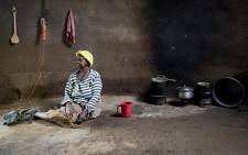 The community of Dididi, outside Thohoyandou in Limpopo is just two kilometres from the Nandoni dam, but they've been without water for months. Picture: Sethembiso Zulu/EWN