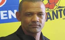 Santos coach Duncan Crowie. Picture: Alicia Pillay