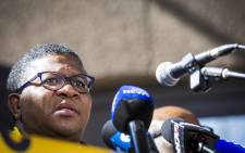 FILE: Minister of Police Fikile Mbalula. Picture: Thomas Holder/EWN.
