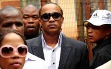 Molemo 'Jub Jub' Maarohanye appears in court for murder. Picture: EWN