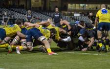 The Houston SabreVats take on the Glendale Raptors in a Major League Rugby warmup game. Picture: @Hou_Sabercats/Twitter
