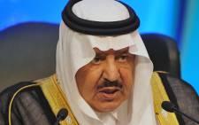 Saudi Arabia's Crown Prince Nayef bin Abdulaziz al-Saud. Picture: Fayez Nureldine / AFP