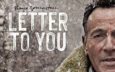 The cover for Bruce Springsteen's new album 'Letter to You'. Picture: Supplied