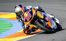 South African Brad Binder. Picture: Brad Binder official Facebook page.