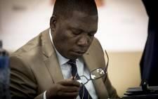 FILE: Gauteng Education MEC Panyaza Lesufi. Picture: EWN.