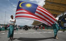 Malaysia will stage its final Formula One Grand Prix in October. Picture: Twitter/@F1.