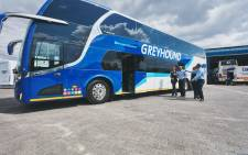 FILE: A Greyhound bus. Picture: Greyhound SA/Facebook.