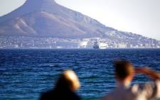 FILE: Lion's Head in Cape Town. Picture: AFP.