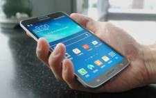 Samsung's new Galaxy Round. Picture: Supplied