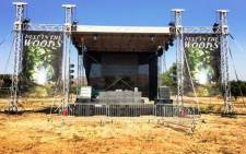 FILE: A man believed to have shot three people at the Deep in the Woods festival in Alberton is under police guard in hospital. Picture: Facebook.