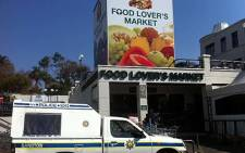 Food Lovers Market at The Wedge Shopping Centre. Picture: Taurai Maduna/EWN