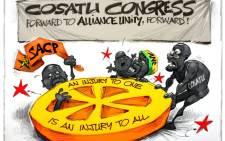 Cosatu Congress: The Wheel Turns