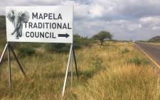 The community of Mapela, Limpopo lives in poverty despite being a mining town rich with minerals. Picture: Theto Mahlakoana/EWN.