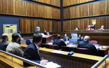 FILE: The Betty Ketani murder trial underway in the Palm Ridge Magistrates Court. Picture: Christa Eybers/EWN.