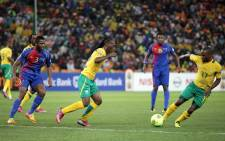 Bafana Bafana beat Namibia 2-1, reserving a spot in 2013 COSAFA Cup semifinal. Picture: Sebabatso Mosamo/EWN