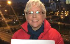 """The BBC's China Editor Carrie Gracie has quit her post in Beijing to fight for her right to pay equality with male peers, posting an attack on what she called the """"secretive and illegal BBC pay culture"""". Picture: Twitter/@BBCCarrie"""