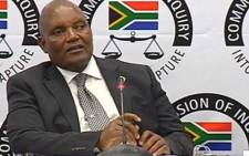 A video screengrab of Mahlodi Muofhe testifying at the Zondo commission of inquiry into state capture on 28 November 2018. Picture: YouTube
