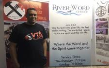 Pastor Kyle Driver from River Word Church in Plumstead has been gifting his congregants with free vehicles. Picture: Lizell Persens/Eyewitness News.
