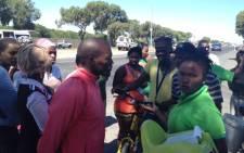 The Siqalo Informal Settlement along Vanguard Drive in the Western Cape. Picture: Siyabonga Sesant/EWN